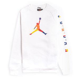 Nike Jordan DNA Crewneck White