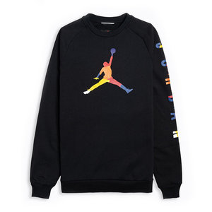 Nike Jordan DNA Crewneck Black