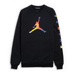 Nike Jordan DNA Crewneck Zwart
