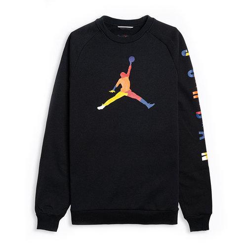 Nike Jordan DNA Crewneck Schwarz