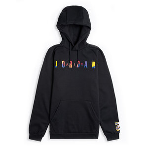 Nike Jordan DNA Hoodie Zwart