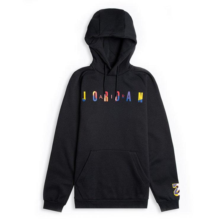 znana marka klasyczny znana marka Nike Jordan DNA Hoodie Black