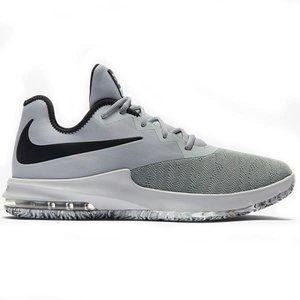 Nike Basketball Nike Air Max Infuriate III Low Grey Black