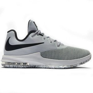 Nike Basketball Nike Air Max Infuriate III Low Grijs Zwart