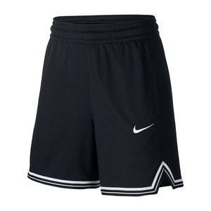 Nike Nike Mesh Dri-Fit Short Womens Schwarz Weiß