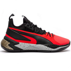 Puma Basketball Puma Uproar Core Low  Rot Schwarz