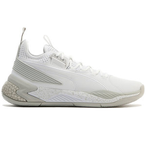 Puma Basketball Puma Uproar Core Low Weiß grau