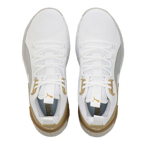 Puma Basketball Puma Uproar Core Low Weißgold Silber