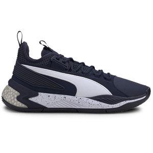 Puma Basketball Puma Uproar Core Low Navy Blanc