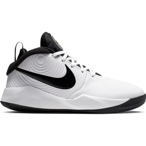 Nike Basketball Nike Team Hustle GS 9 Wit Zwart