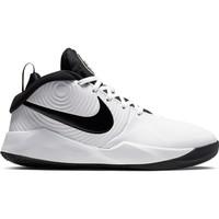 Nike Team Hustle PS 9 Wit Zwart