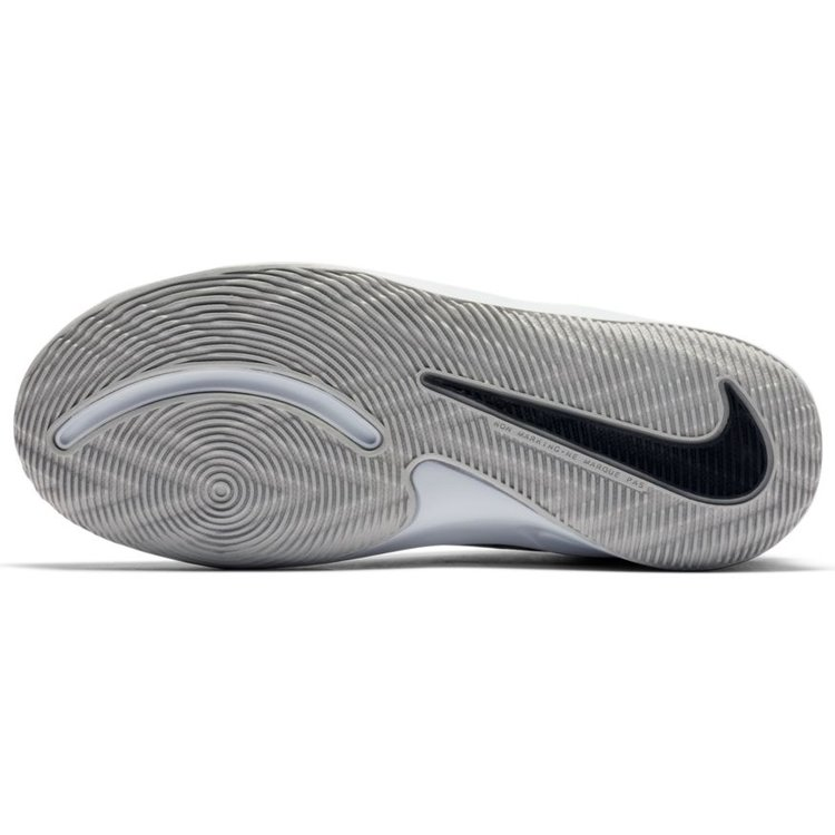 Nike Basketball Nike Team Hustle PS 9 Weiß Schwarz