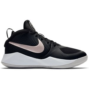 Nike Basketball Nike Team Hustle 9 GS Zwart Wit