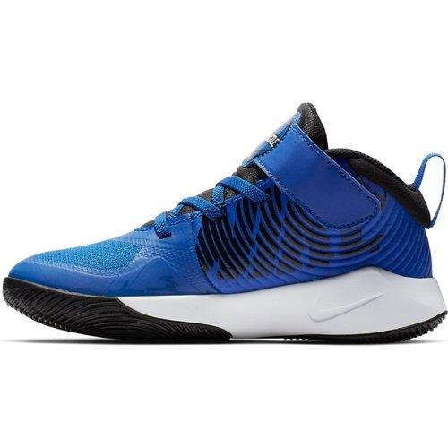 Nike Basketball Nike Team Hustle 9 PS Blauw Zwart