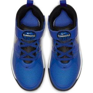 Nike Basketball Nike Team Hustle 9 GS Blauw Zwart