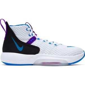 Nike Basketball Nike Zoom Rize Wit Blauw