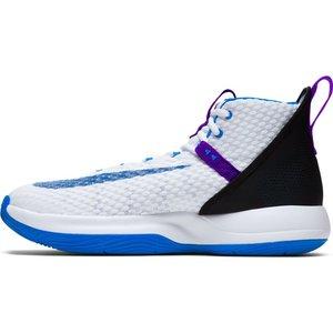 Nike Basketball Nike Zoom Rize weiß blau