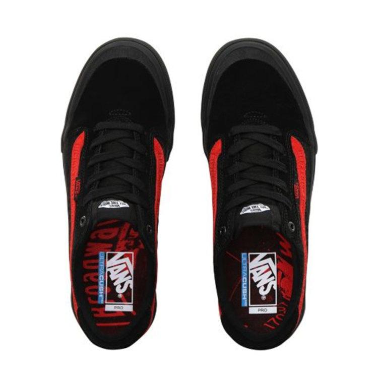 Vans Pro Vans x Baker Skateboards Style 112 Pro Black