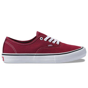 Vans Pro Vans Authentic Pro Rood Bordeaux