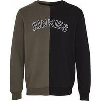 Just Junkies Erase Crewneck