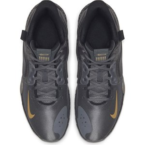 Nike Basketball Nike KD Trey 5 VII Zwart Grijs