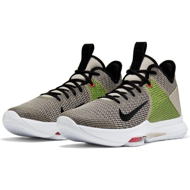 Nike Basketball  Nike Lebron Witness IV Beige Black