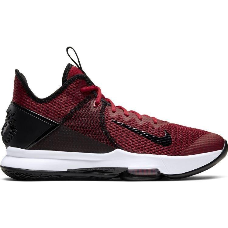 Nike Basketball Nike Lebron Witness IV Black Red White