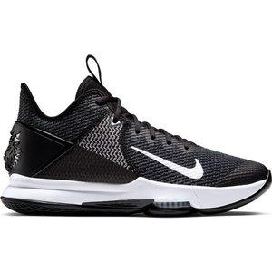 Nike Basketball Nike Lebron Witness IV Schwarz Weiß Grau