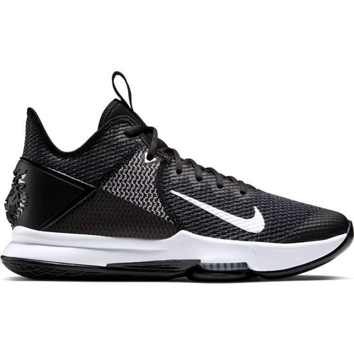Nike Basketball Nike Lebron Witness IV Black White Grey