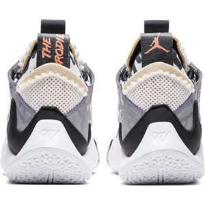 Jordan Basketball Jordan Why Not Zer0.2 SE Weiß Orange (GS)