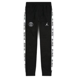 Jordan Jordan PSG Joggingbroek Zwart Wit