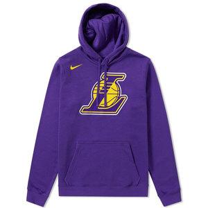 Nike Basketball Nike Los Angeles Lakers Hoodie Paars
