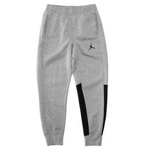Nike Jordan Flight Fleece Cuff Pants Grijs