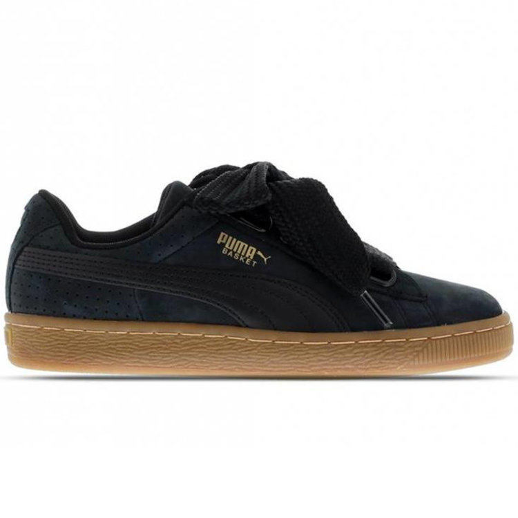 Puma Puma Basket Heart