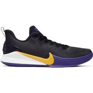 Nike Basketball Nike Mamba Focus Zwart Paars Wit