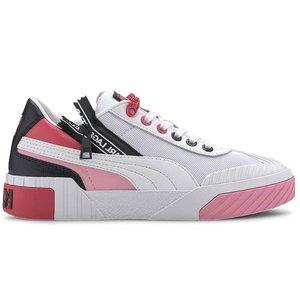 Puma Puma Cali Karl Lagerfeld Wit Roze