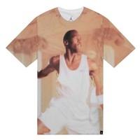 Jordan MJ Photo Allover Print T-Shirt