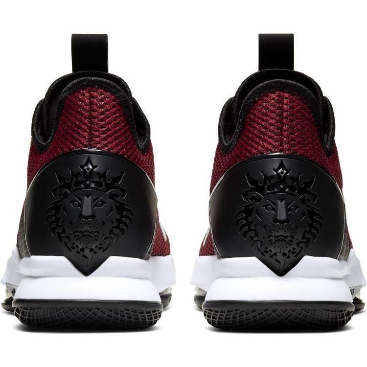 Nike Basketball Nike Lebron Witness IV Schwarz Rot Weiß