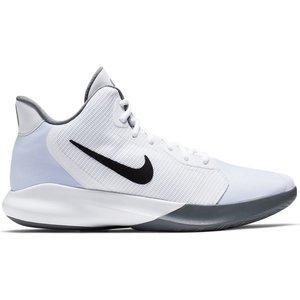 Nike Basketball Nike Precision III Weiß Schwarz