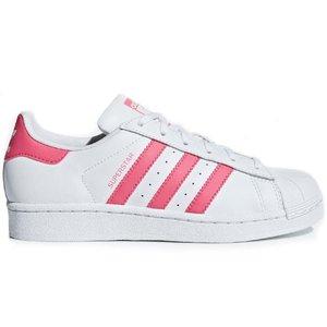 Adidas Original Adidas Superstar Blanc Rose