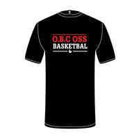 O.B.C. Oss Shooting Shirt Tekst