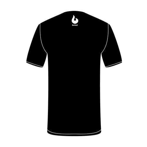 Burned Teamwear O.B.C. Oss Shooting Shirt Tekst