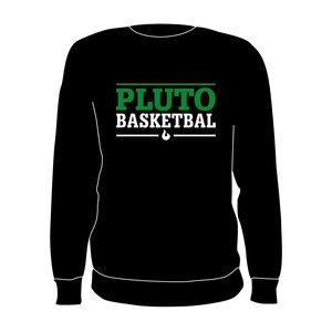 Burned Teamwear Pluto Wageningen Crewneck Zwart