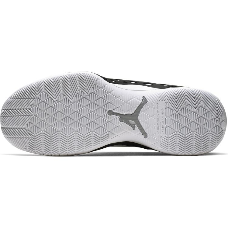 Jordan Basketball Jordan Jumpman Diamond Mid Wit Zwart