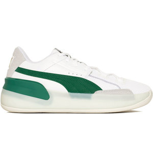 Puma Basketball Puma Clyde Hardwood White Green