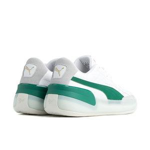 Puma Basketball Puma Clyde Hardwood White Green