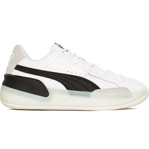 Puma Basketball Puma Clyde Hardwood White Black