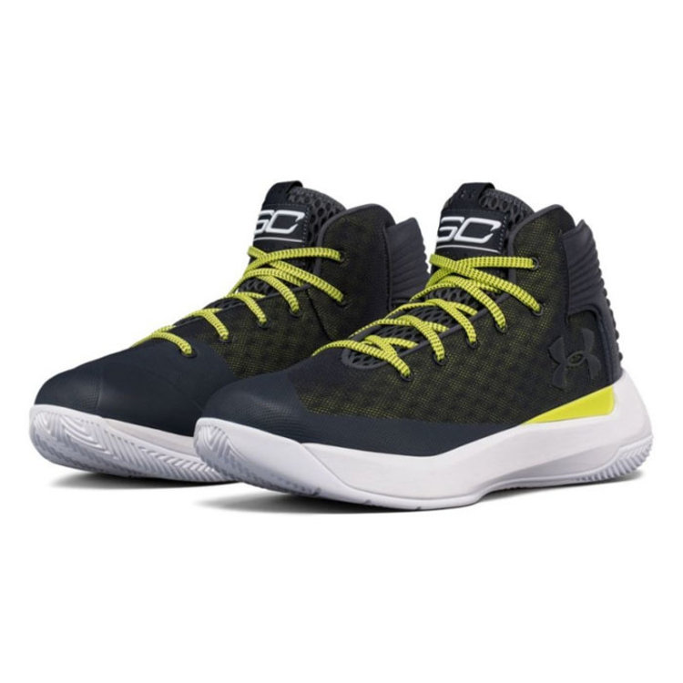 Under Armour Under Armour Curry 3Zero Grey Green