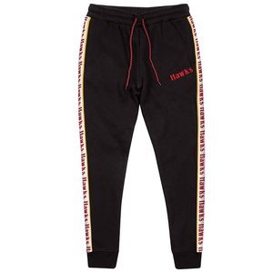 Mitchell & Ness Mitchell & Ness Atlanta Hawks Stripe Pants Zwart