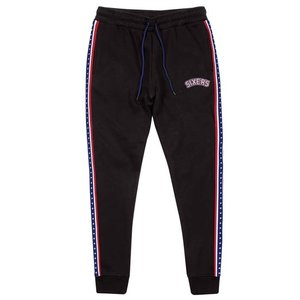 Mitchell & Ness Mitchell & Ness Philadelphia 76ers Stripe Pants Black